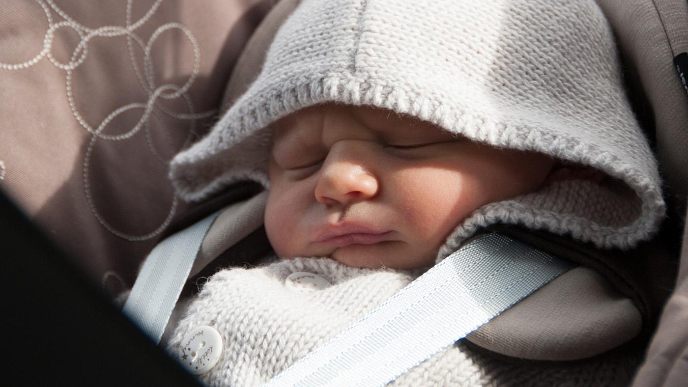 Recien para bebes nacidos hojas de sen